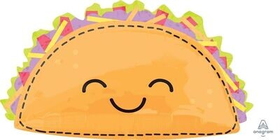 Taco Party Supershape