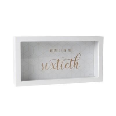Sixtieth Message Box