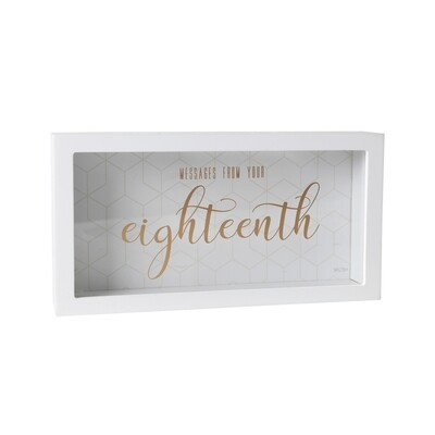 Eighteenth Message Box