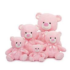 Teddy Bears - Pink