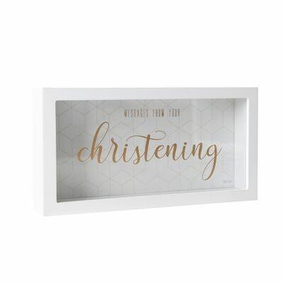 Christening Message Box