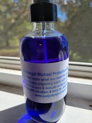 Archangel Michael Protection Mist -4 ozs