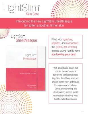 LightStim SheetMasque