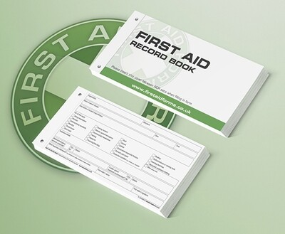 Little First Aid Record Book