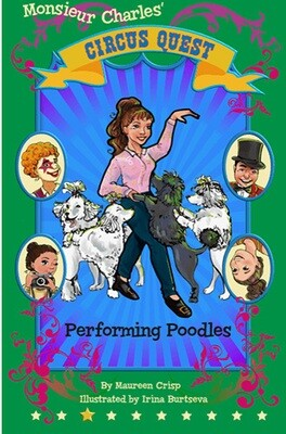 Performing Poodles: Circus Quest 3