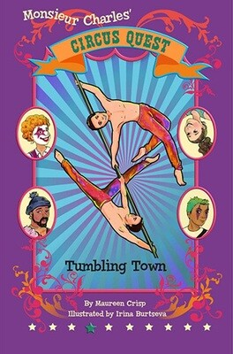 Tumbling Town: Circus Quest 4