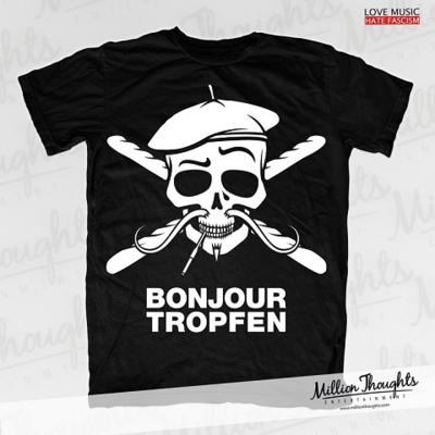 Shirt 'Totenkopf' Männer
