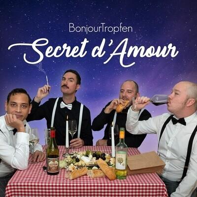 Album 'Secret d'Amour' CD