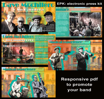 EPK: Electronic Press Kit