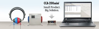 Benson CCA-200mini Audiometer (Customer to supply computer, call us for pricing)
