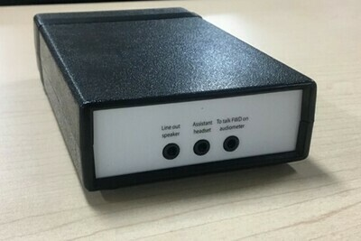 Tremetrics Octave Band Monitor Activation and Microphone - Metal (call us for pricing)