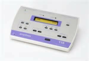 Amplivox 116 B Screening Audiometer