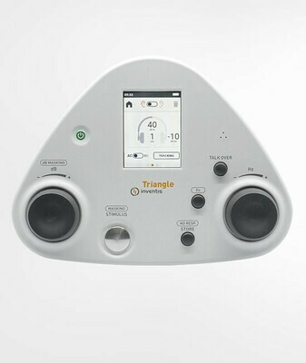 Inventis Triangle Portable Screening Audiometer - (call us for pricing)