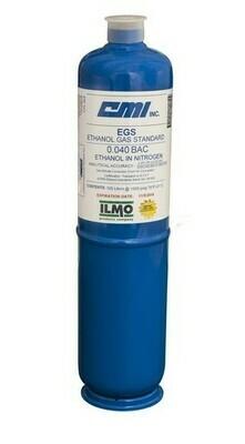 105L Ethanol Gas Cylinder - .040 Standard