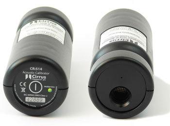 CIRRUS Class 2 Single Level Acoustic Calibrator