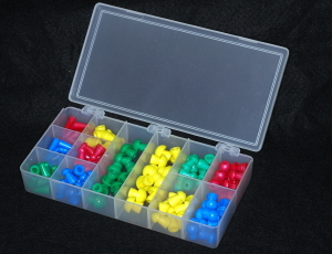 Assorted Single Use Eartips (120/box)