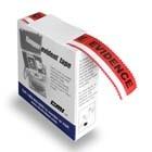 CMI Red Tamper Evident Tape (36 yds/roll)
