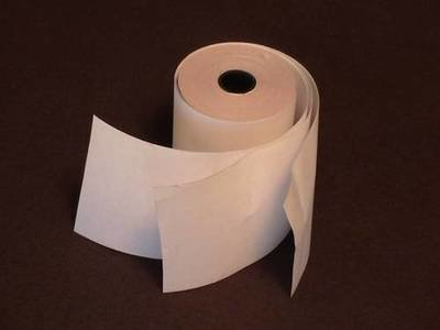 3 Part BAT Printer Paper (5 rolls per pack)