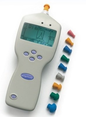 Amplivox Otowave Tympanometer - Handheld without Printer, 1 Channel Frequency (call us for pricing)