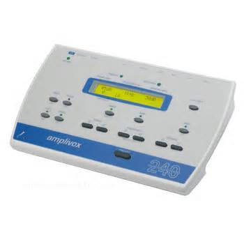 Amplivox 240 Portable Diagnostic Audiometer