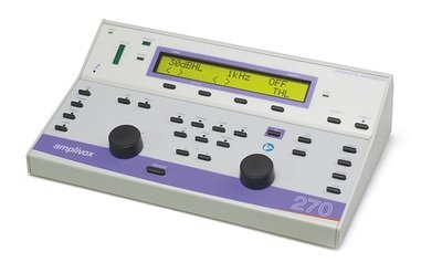 Amplivox 270 Diagnostic / Clinical Audiometer (call us for pricing)
