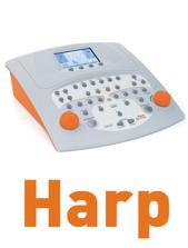 Inventis Harp Basic Diagnostic Audiometer (call us for pricing)