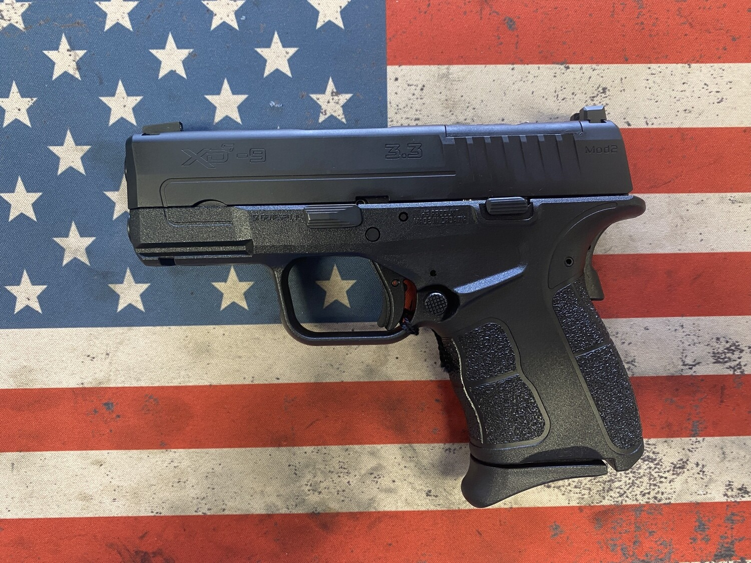 Spingfield Xds 9mm