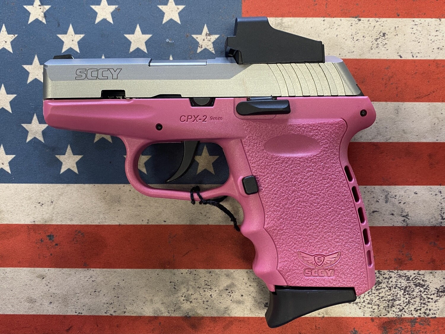 SCCY CPX PINK