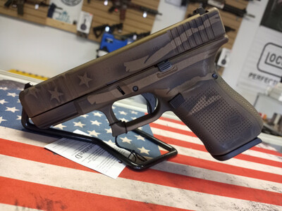Glock 23 Gen5 Stars& Stripes