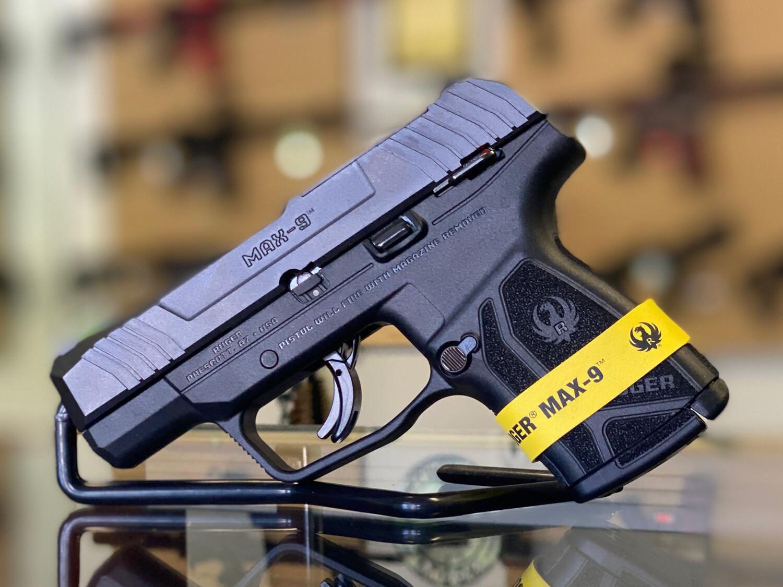 Ruger Max 9mm