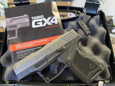 Taurus Gx4 9mm