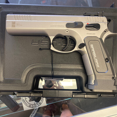 SarUsa K-12 Sport 9mm