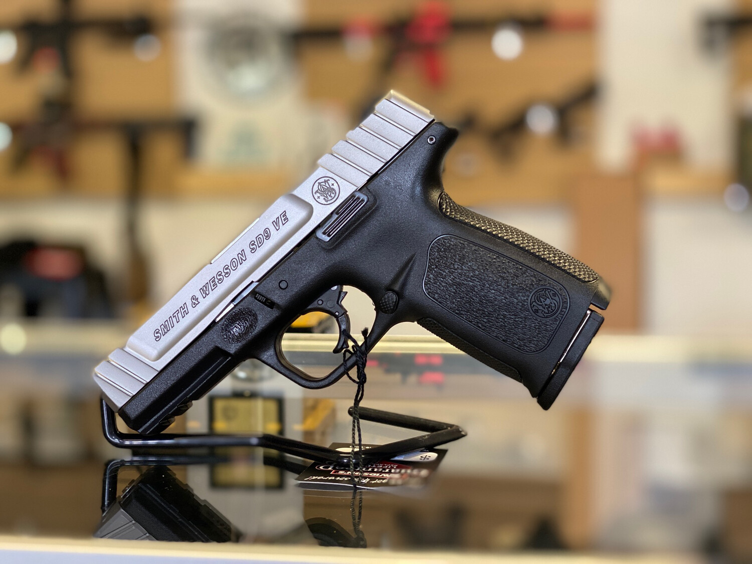 SMITH AND WESSON SD9 VE