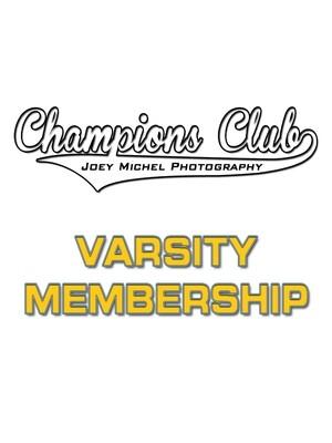 Champions Club ~ Varsity Membership
