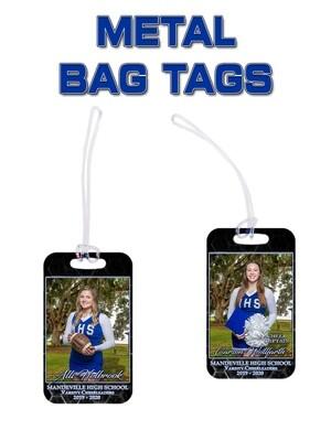 Metal Bag Tags