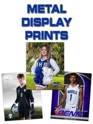 Metal Display Prints