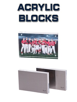 Acrylic Blocks