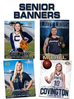 Senior Banners