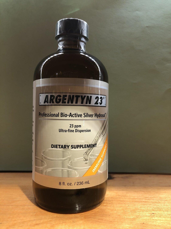 Argentyn23 Silver Large