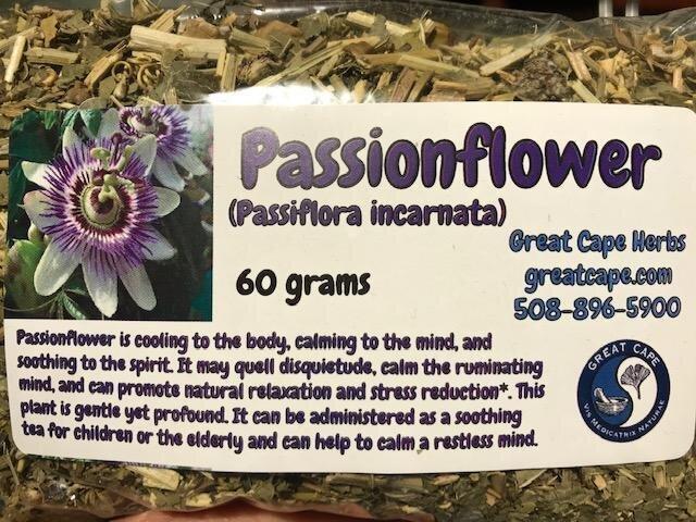 Passionflower Tea