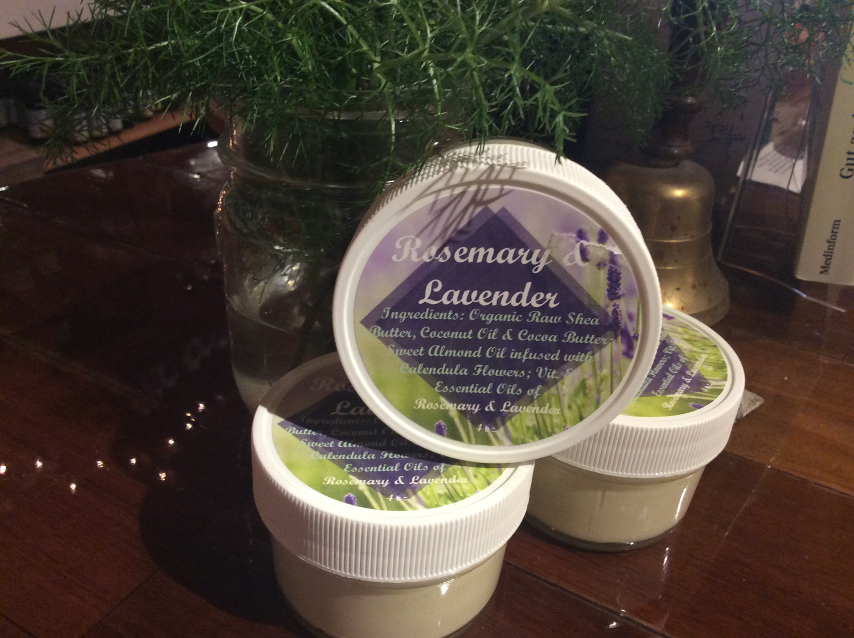 Lavender Rosemary Body Crème