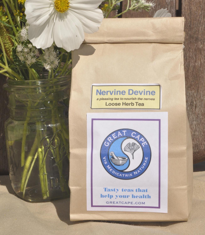 Nervine Divine Tea