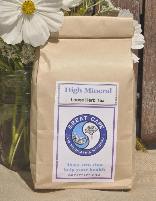 High Mineral Tea