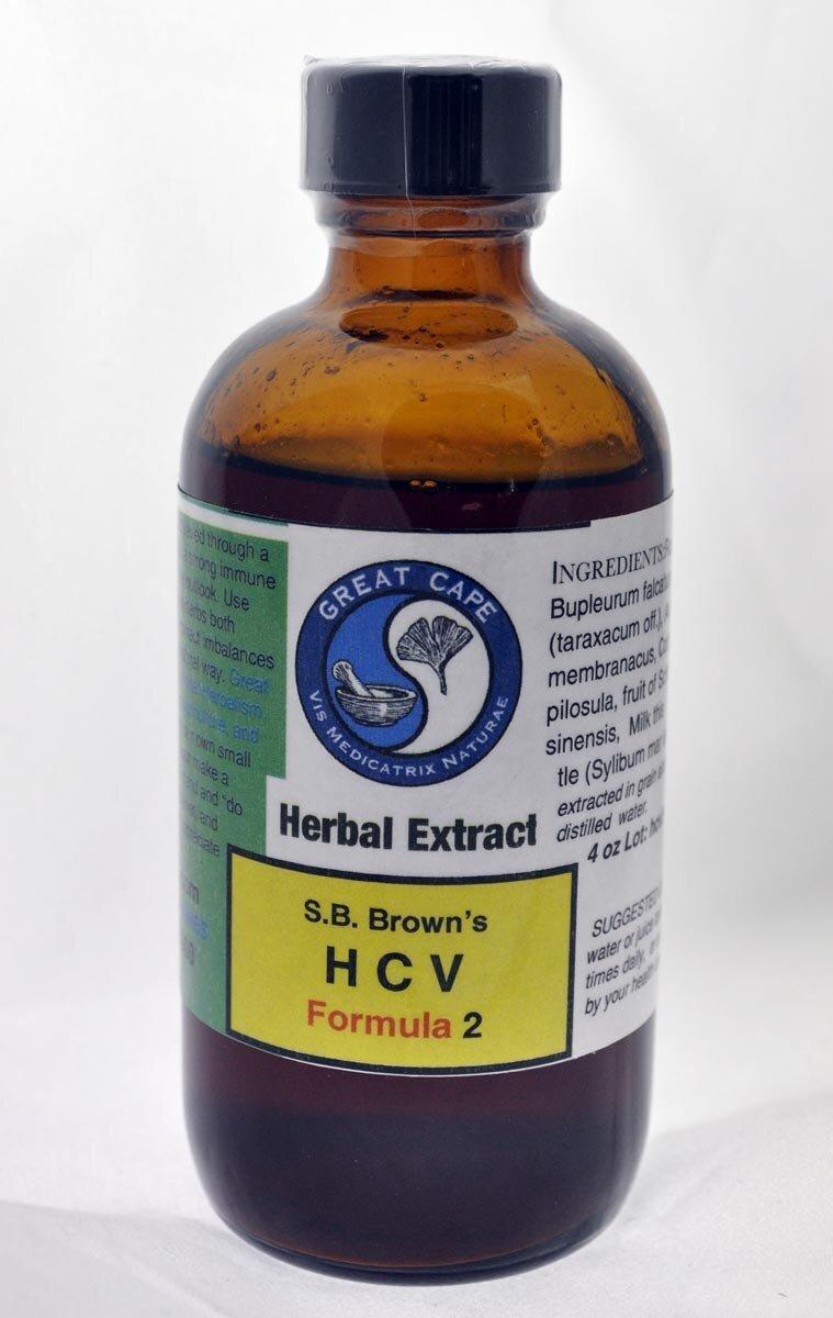 HCV Formula 2 Tincture