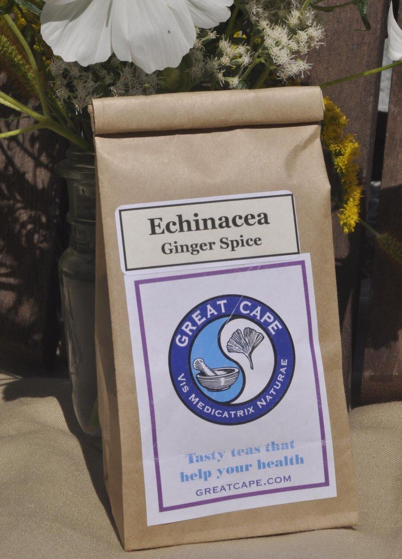 Echinacea Ginger Spice Tea