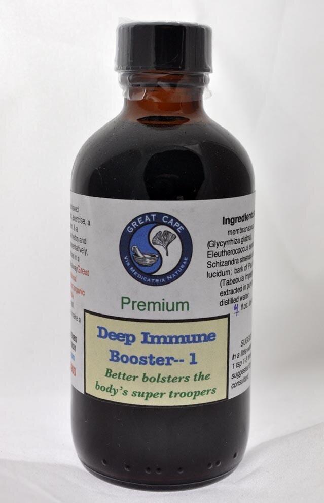 Deep Immune Booster 1 Tincture