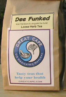 Dee-funked Tea