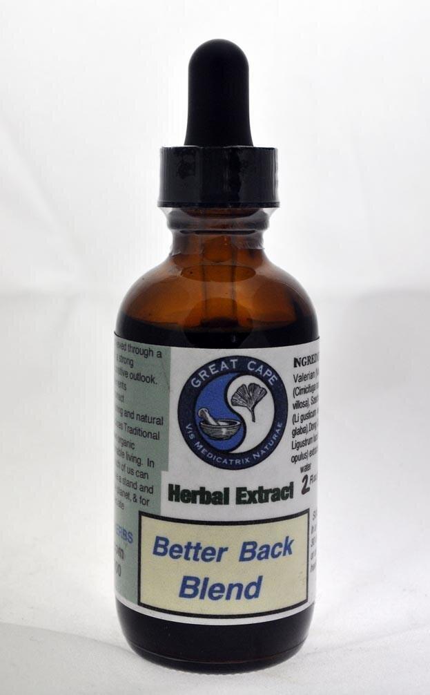 Better Back Blend Tincture