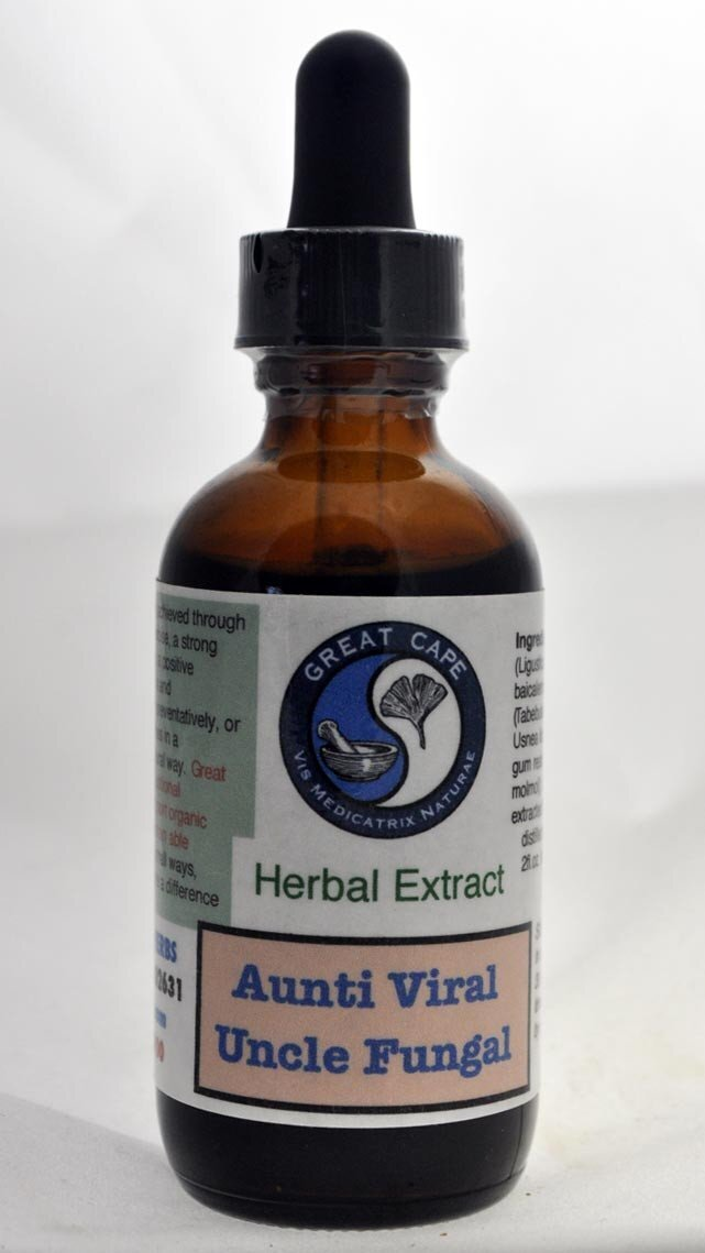 Aunti Viral Uncle Fungal Tincture