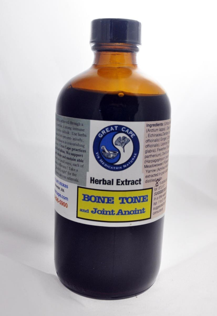 Bone Tone and Joint Anoint Tincture